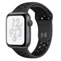 Apple Watch Series 4 Nike+_Antrasit-Siyah Nike Spor Kordon