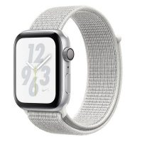 Apple Watch Series 4 Nike+_Zirve Beyazı Nike Spor Loop