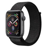 Apple Watch Series 4_siyah spor loop