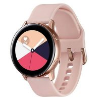 Galaxy Watch Active_pembe altın