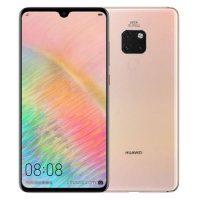 Huawei Mate 20_pembe altın