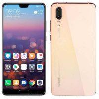 Huawei P20_Pembe altın