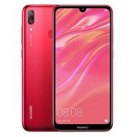 Huawei Y7 Pro (2019)_Mercan kırmızısı