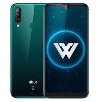 LG W30_Aurora Green