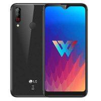 LG W30_Platinum Grey