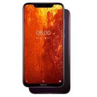 Nokia 8.1_gümüş