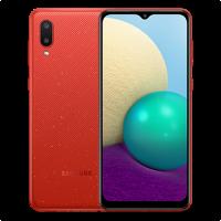 Samsung Galaxy A02_kirmizi