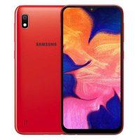 Samsung Galaxy A10_kırmızı