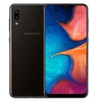 Samsung Galaxy A20_Black