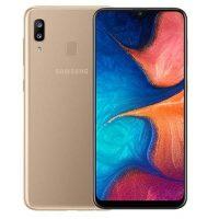 Samsung Galaxy A20_Gold