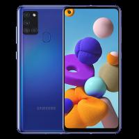 Samsung Galaxy A21s_mavi