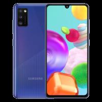 Samsung Galaxy A41_mavi