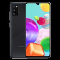 Samsung Galaxy A41_siyah
