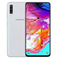 Samsung Galaxy A70_beyaz