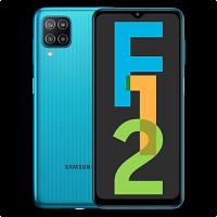 Samsung Galaxy F12_yeşil