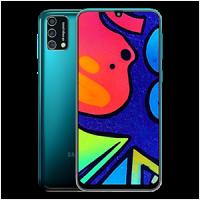 Samsung Galaxy F41_yeşil
