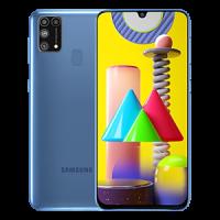 Samsung Galaxy M31 Prime_Buzdağı Mavisi
