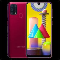 Samsung Galaxy M31_kırmızı