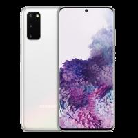 Samsung Galaxy S20 5G UW_White