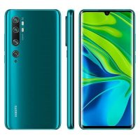 Xiaomi Mi CC9 Pro_Aurora Green_ön_arka