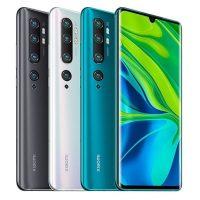 Xiaomi Mi CC9 Pro_colors_Aurora Green_Glacier White_Midnight Black