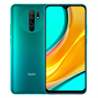 Xiaomi Redmi 9 Prime_Mint Green
