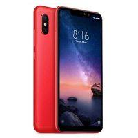 Xiaomi Redmi Note 6 Pro_Kırmızı